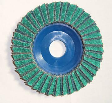 Flap Discs with Double Flaps